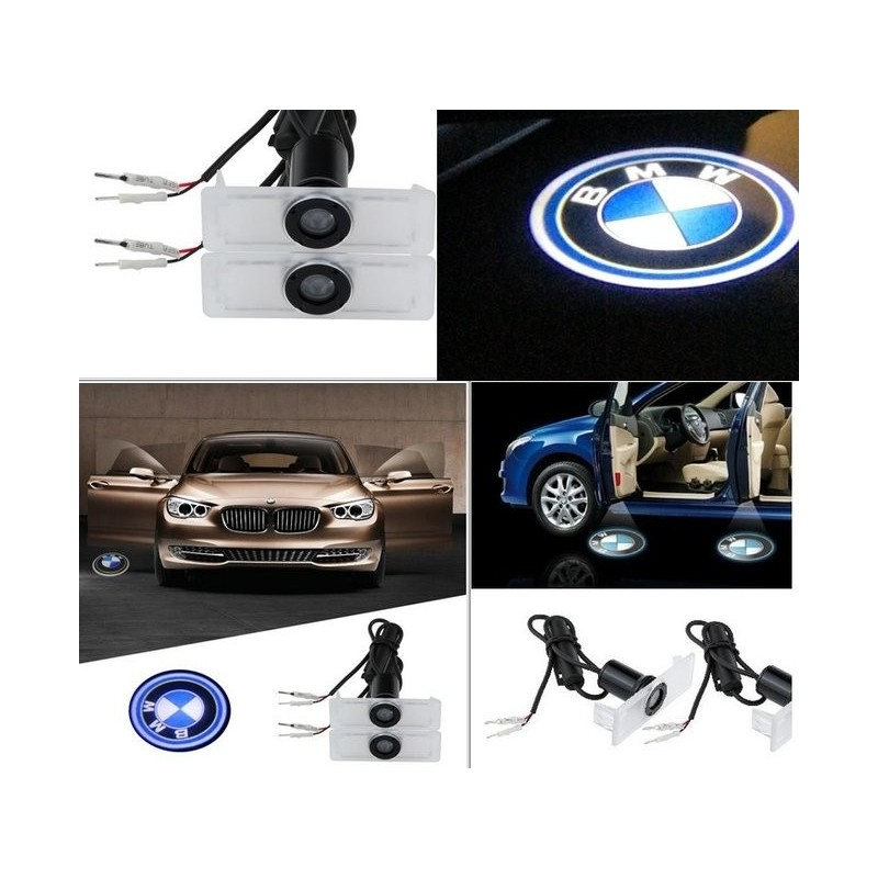 2 pico projecteur logo bmw led bmw x5 e70 et x6 e70 mtec. Black Bedroom Furniture Sets. Home Design Ideas