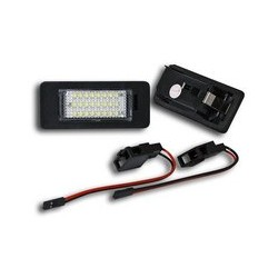 ECLAIRAGE PLAQUE D'IMMATRICULATION A 48 LED SMD