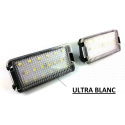 ÉCLAIRAGE PLAQUE D'IMMATRICULATION A 36 LED SMD SEAT LEON 1 IBIZA TOLEDO ALTEA