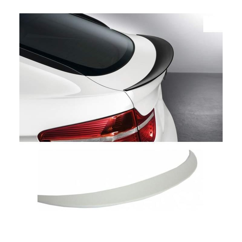 spoiler aileron coffre m pour bmw x6 e71 e72 de 2008 a 2014 mtec. Black Bedroom Furniture Sets. Home Design Ideas