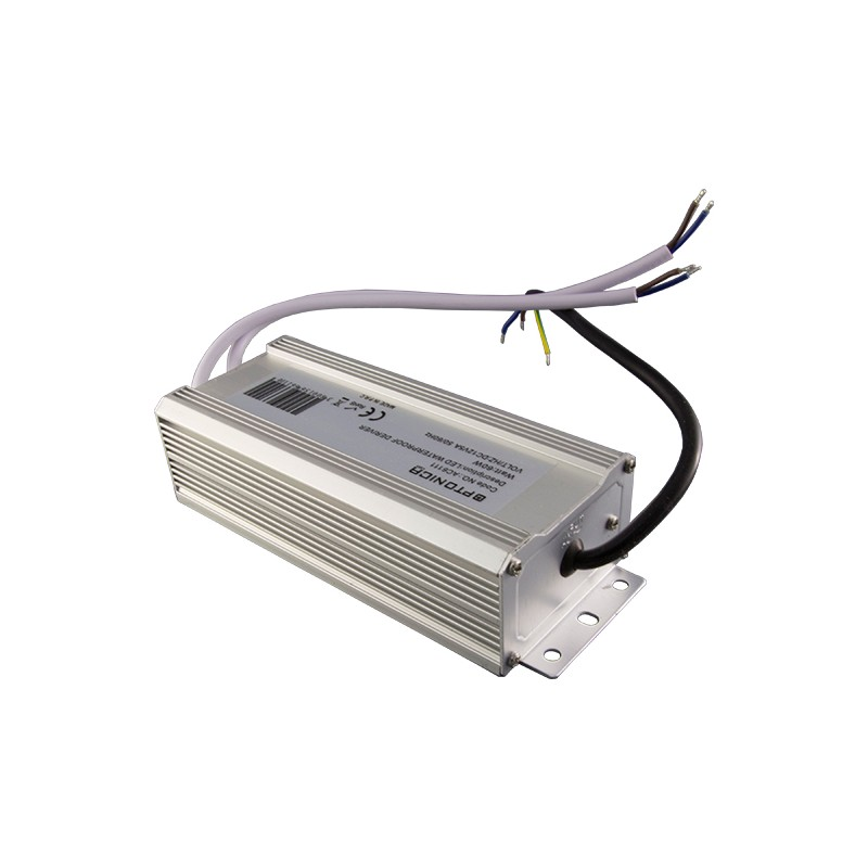 Transformateur 60w 5a 220v en 12v waterproof ip67 pour for Eclairage exterieur 12v