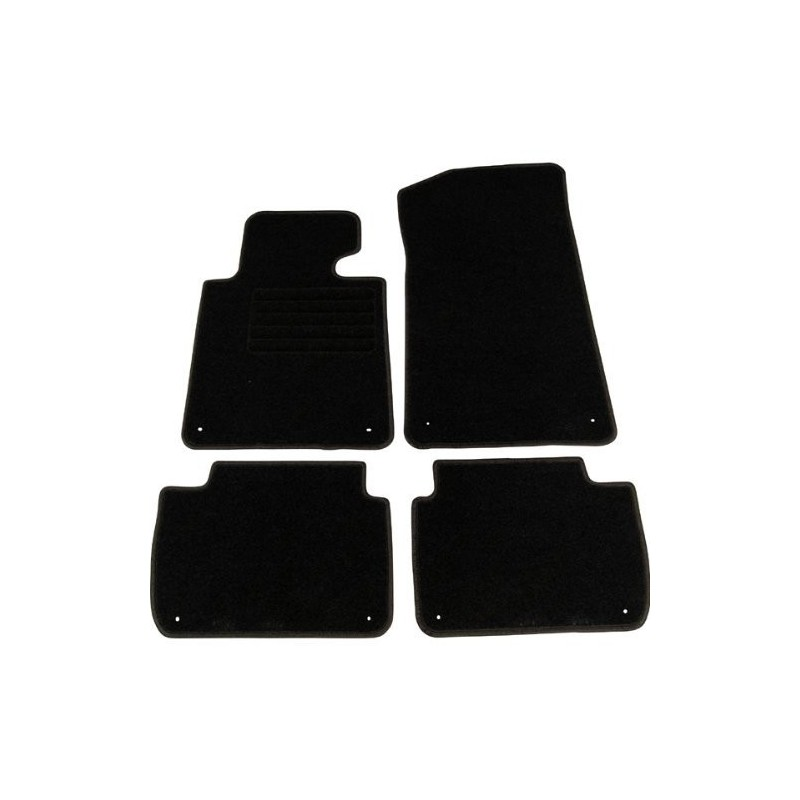 tapis de voiture velours bmw serie 3 e46. Black Bedroom Furniture Sets. Home Design Ideas